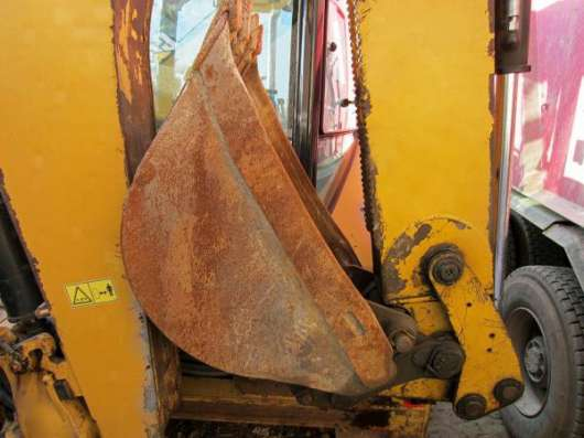 Экскаватор-погрузчик CAT 432, 2008 г.в.