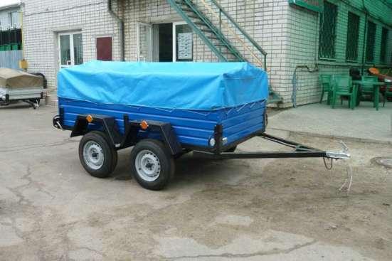 Прицеп Лев 250 новый от завода изготовителя