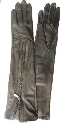 Кожаные перчатки оптом и в розницу в Калуге Фото 1