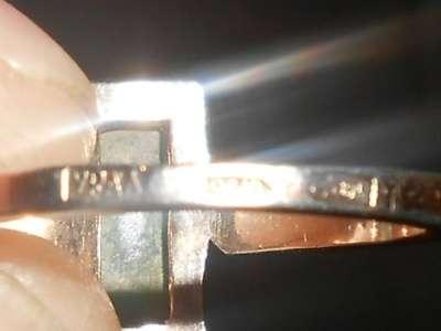 Старинные кольца 875 Звезда в Иванове Фото 1