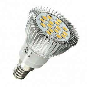 Cветодиодная лампа E14 6.4Вт. 500лм. R50, jcdr
