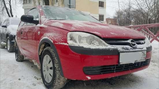 Легковой автомобиль Opel Corsa