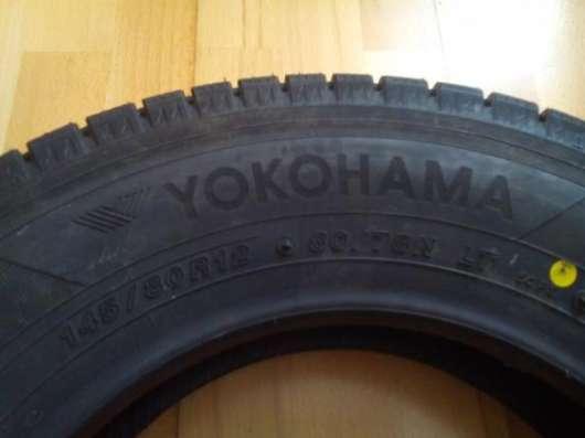 Шины Портер 2(Бонго 3) Yokohama 145R12C (LT) 6P. R