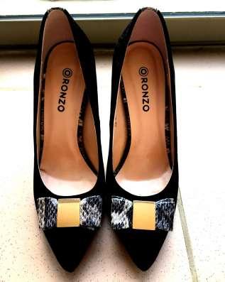 Туфли ronzo 35 размер