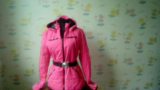Куртка женская весна- осень