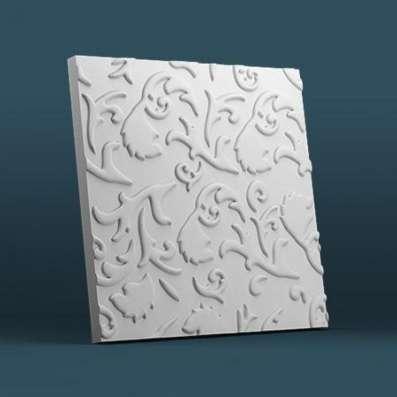 3d панели из скульптурного гипса в Оренбурге