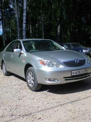 Продажа авто, Toyota, Camry (Japan), Автомат с пробегом 212000 км, в Калуге Фото 1