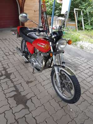 Мотоцикл СУЗУКИ GS400