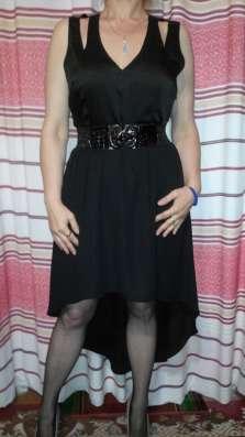 Платье с ассиметричным подолом Forever 21
