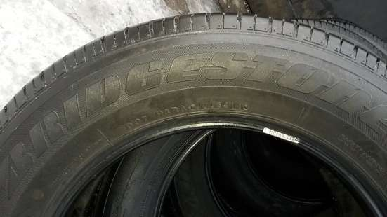 215/70 R17 Bridgestone Dueler в Красноярске Фото 2