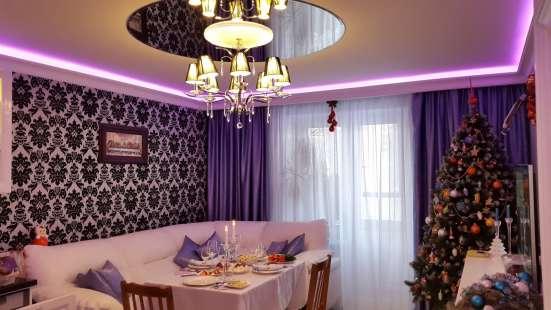 Дизайнерская трёх комнатная квартира