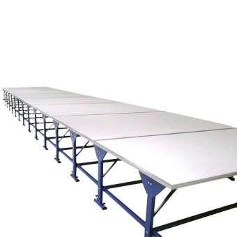 Раскройный стол для швейного производства (секционный)