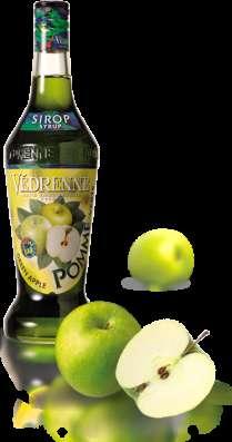 Безалкогольные сиропы для лимонадов и коктейлей Vedrenne 1л