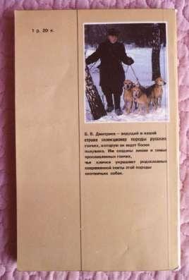 Гончие. Автор: Дмитриев Б. В