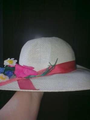 Шляпа летняя в Москве Фото 1