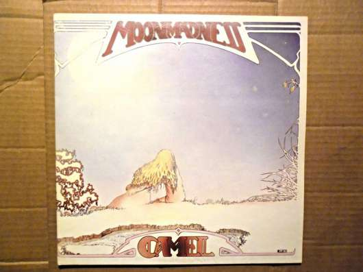 Camel - Moonmadness (uk)
