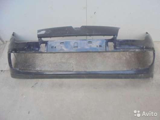Бампер передний для Рено Меган 3 ресталинг