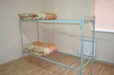 Продаём металлические кровати эконом-кла