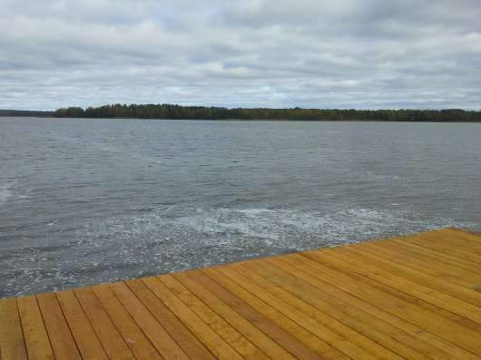 Чудесный участок у озера Вишневское в Санкт-Петербурге Фото 5