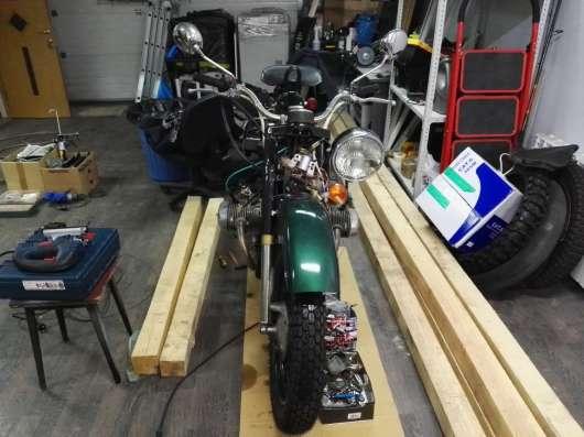 Мотоцикл Урал ИМЗ 8.103