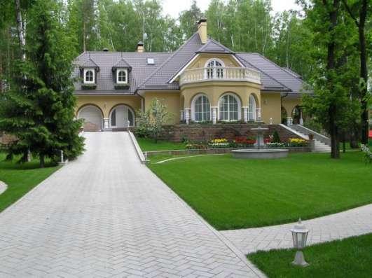 Ландшафтный дизайн. Малоэтажное строительство