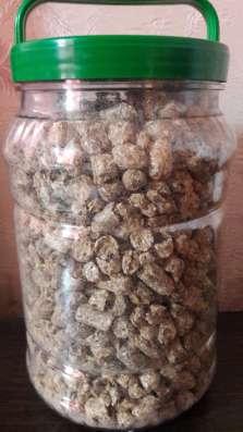 Отруби гранулированные, пшеничные