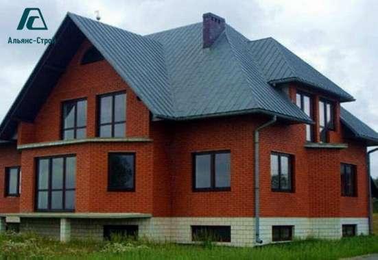 Строительство кирпичных домов под ключ в Краснодаре