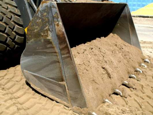 Доставка песка в Москве и Подмосковью по выгодной цене