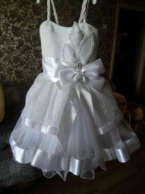Продам детское платье в Москве Фото 5