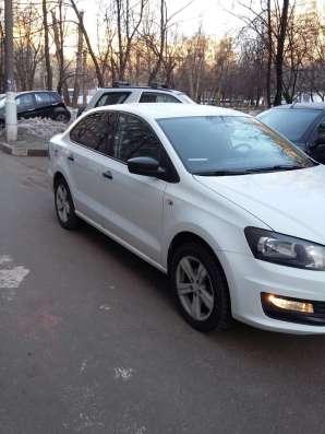 Продажа авто, Volkswagen, Polo, Механика с пробегом 39000 км, в Москве Фото 2