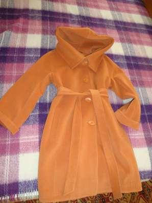 Продается пальто женское кашемировое, размер 48 в г. Симферополь Фото 1