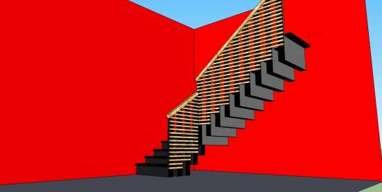 Лестницы в современном стиле