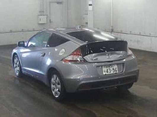 Продажа авто, Honda, CR-Z, Вариатор с пробегом 85000 км, в Екатеринбурге Фото 2