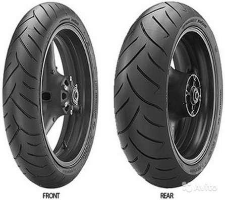 Новые Dunlop 180/55ZR17M 73W Sportmax Qualifier2