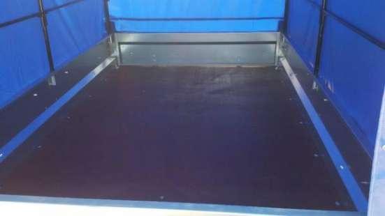 Прицеп легковой 2,5х1,5м. оцинкованный Трейлер