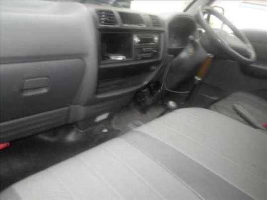 Nissan vanette truck полноприводный 0.85 тн