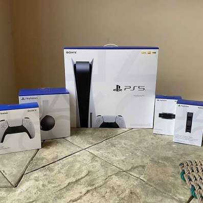 Affordable PS/5 In Stock || Wholesale For PS5 Original 1TB 2