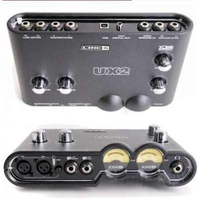 Line6 POD studio UX2
