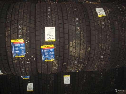 Новые липучки Dunlop 255/55 R18 Winter Maxx SJ8