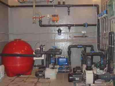 Оборудование для бассейна продажа и монтаж в Волгограде