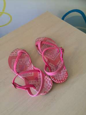 Розовые босоножки ipaneta 31
