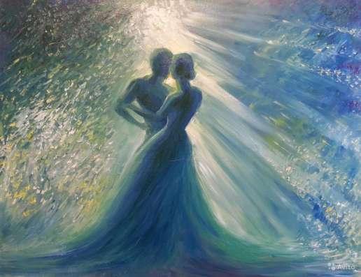 """Картина """"Танец теней"""""""