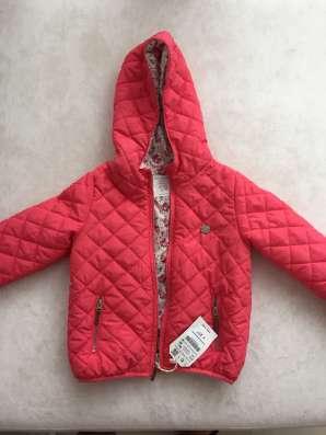 Куртка Zara 98