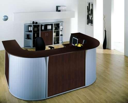 Весь ассортимент офисной мебели от приемной до кабинета шефа