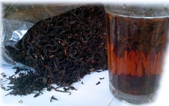Чай черный крупнолистовой, нефасованный, Иран, оптом