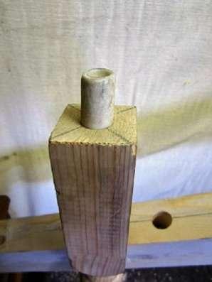 Кондуктор для сверления отверстий в тетиве, под установку ба в Ярославле Фото 2