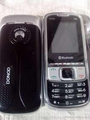 Моб. телефон DONOD d101duos