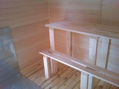 Мобильная баня 3х2,4м