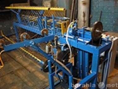 Станок по плетению рабицы в подарок АСУ-174