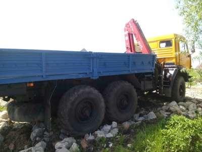 грузовой автомобиль КАМАЗ 43114 в Казани Фото 4